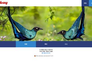 Website 3gbug.org desktop preview