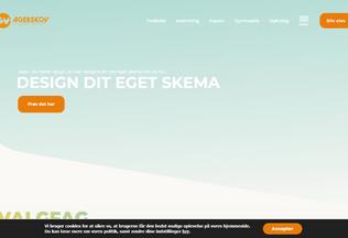 Website 51556195.dk desktop preview