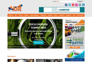 Website abit.org.br desktop preview