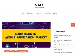 Website apilex.in desktop preview