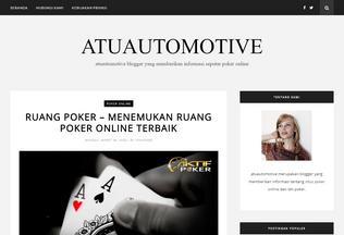 Website atuautomotive.blogspot.com desktop preview