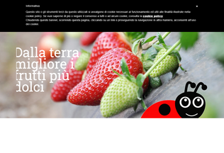 Website aziendadepascalis.it desktop preview