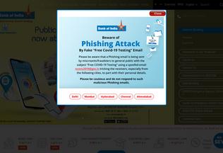 Website bankofindia.co.in desktop preview