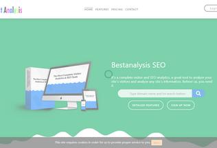 Website bestsiteanalysis.eu desktop preview
