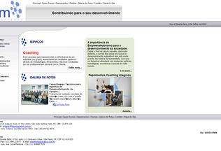 Website bmassociados.com.br desktop preview