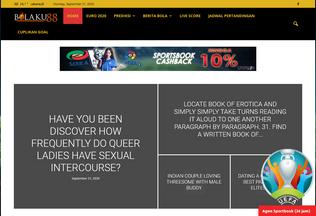 Website bolaku88.org desktop preview