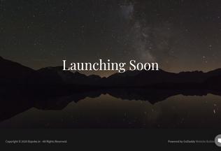 Website bspoke.in desktop preview