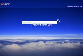 Website canadapets.ca desktop preview