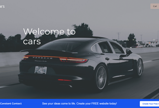 Website cars4.sitey.me desktop preview
