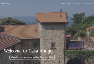 Website casa-antigo.eu desktop preview
