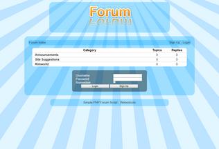Website cazm.at desktop preview