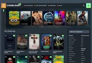Website cineblog01.biz desktop preview