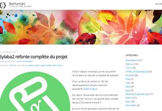 Website ckdevelop.org desktop preview
