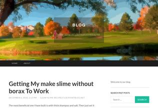 Website clear-slime-recipe27158.pointblog.net desktop preview
