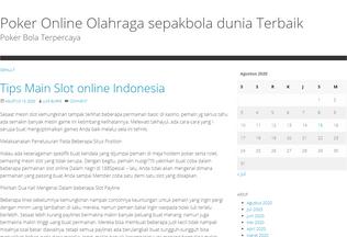 Website coursdedanse-anse.org desktop preview