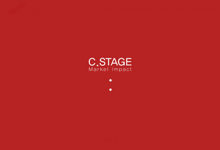Website cstage.net desktop preview