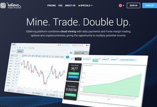 Website dash-mining.pespecirloi.gq desktop preview