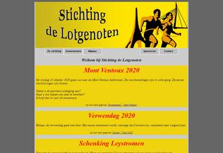 Website delotgenoten.nl desktop preview