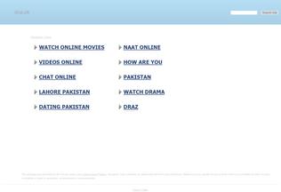 Website draz.pk desktop preview