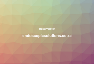 Website endoscopicsolutions.co.za desktop preview