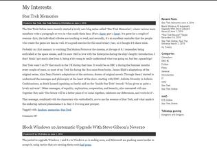 Website erjholton.org desktop preview