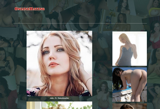 Website escortgirls.celtahost.es desktop preview