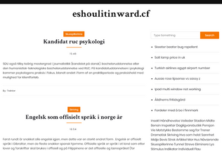 Website eshoulitinward.cf desktop preview