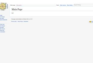 Website finregwiki.org desktop preview