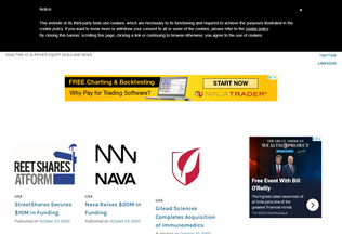 Website finsmes.com desktop preview