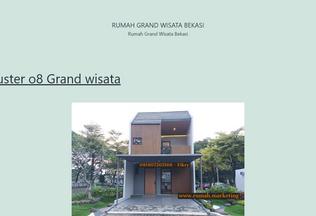 Website grandwisata.id desktop preview