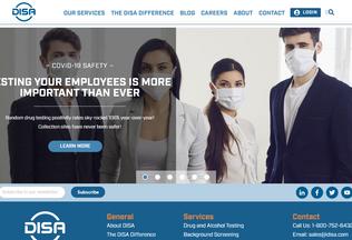 Website hiringcompliance.net desktop preview