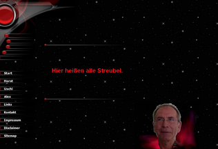 Website hp-streubel.de desktop preview