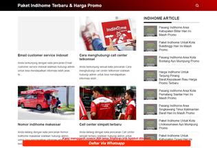 Website indihometerbaru.blogspot.com desktop preview