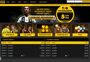 Website indosuperbet.org desktop preview