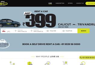 Website indusgo.in desktop preview