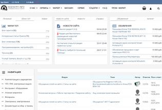 Website ingeneryi.info desktop preview