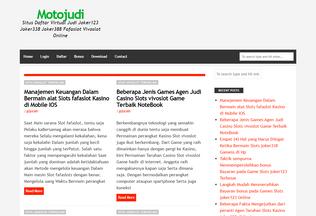 Website jud1online.biz desktop preview