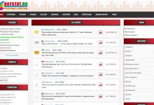 Website katstat.ru desktop preview