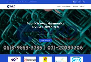 Website kawatharmonika123.com desktop preview