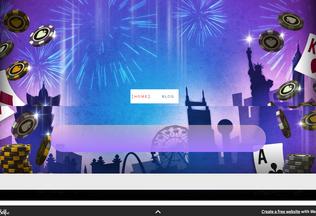Website kerajaanpokeronline-99.webself.net desktop preview