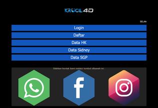 Website krucil4d.net desktop preview