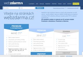 Website kvalitne.cz desktop preview