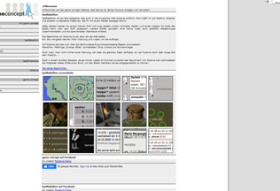 Website lastrebellion.de desktop preview