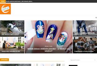 Website m34.pl desktop preview