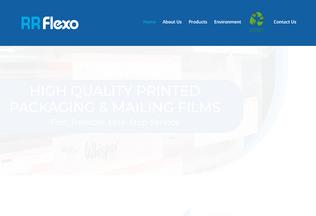 Website mailingfilms.co.uk desktop preview