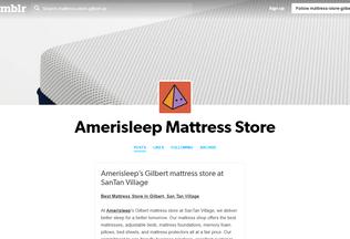Website mattress-store-gilbert-az.tumblr.com desktop preview
