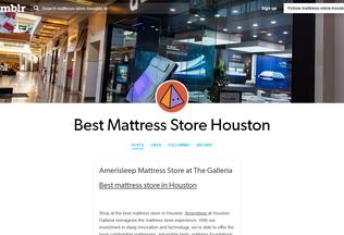 Website mattress-store-houston-tx.tumblr.com desktop preview