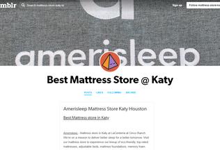 Website mattress-store-katy-tx.tumblr.com desktop preview