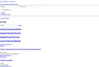 Website meachoprojects.co.za desktop preview