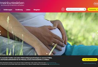 Website mein-buntes-leben.de desktop preview